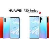 Huawei P30 y Huawei P30 Pro, precios y planes con AT&T