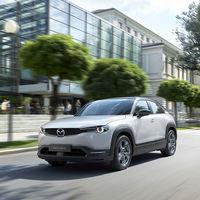 El SUV eléctrico Mazda MX-30 ya está en producción y desembarcará en los concesionarios europeos este verano