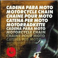 Gama de cadenas X'Ring de IRIS Racing Chains