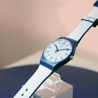 Bellamy es la respuesta de Swatch a los smartwatches: un reloj normal con NFC para los pagos
