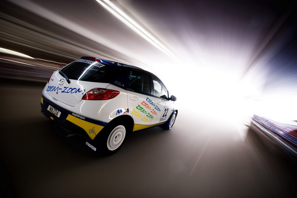 Foto de Mazda2 Extreme (15/17)