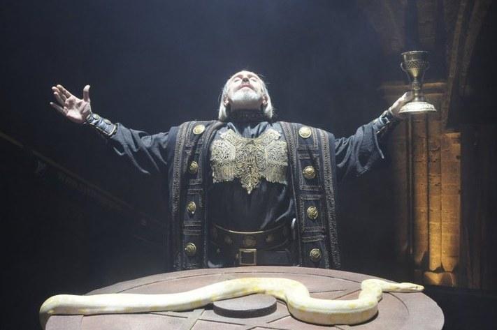 Foto de 'El Capitán Trueno y el Santo Grial', primeras imágenes (4/5)