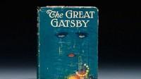A subasta una primera edición de 'El gran Gatsby'