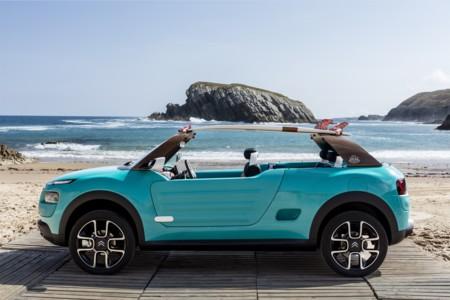 Optimismo, bienestar y un poco de surf, fuentes de inspiración del Citroën Cactus M