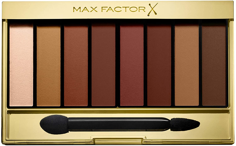 Max Factor Masterpiece - Paleta de sombra de ojos mate Sunset 07