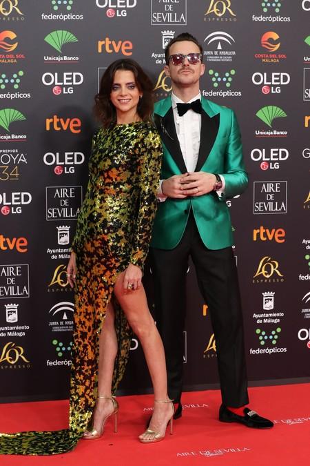 Premios Goya 2020 Macarena Y Aldo