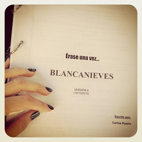 Blanca Suárez Nail Art