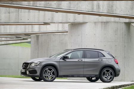 Mercedes-Benz GLA 2013