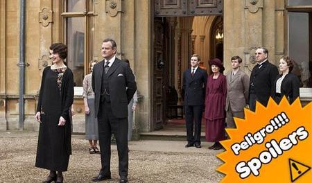 La tercera temporada de 'Downton Abbey' recupera su tono