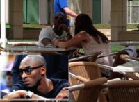 Kobe Bryant y otros deportistas de élite, poniendo a prueba el iWatch en Cupertino