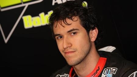 Alex Baldolini seguirá en Supersport, pero con el Lorini Honda