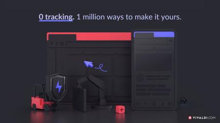 El navegador Vivaldi 3.0 añade un bloqueador de publicidad y rastreadores en asociación con DuckDuckGo