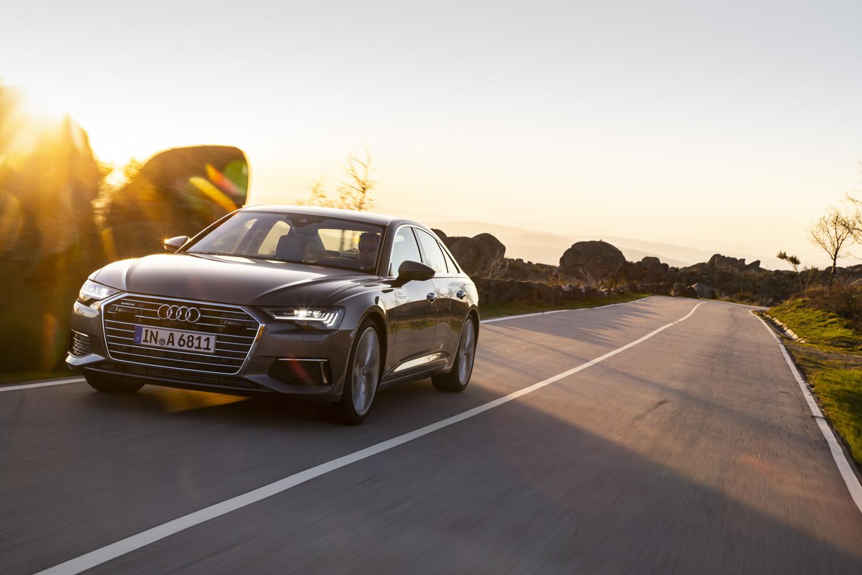 Foto de Audi A6 2018, toma de contacto (106/118)