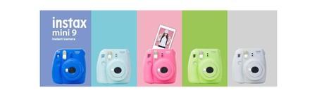 En Amazon tenemos la cámara Fujifilm Instax Mini 9 desde 63 euros y envío incluido