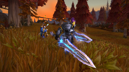 World of Warcraft: Battle for Azeroth - Actualización