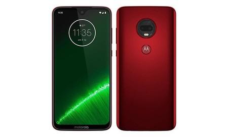 El Moto G7 Plus de Motorola, ahora en Amazon a su precio mínimo, por sólo 247,87 euros