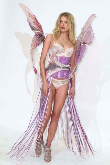 Lily Donaldson Victoria Secret