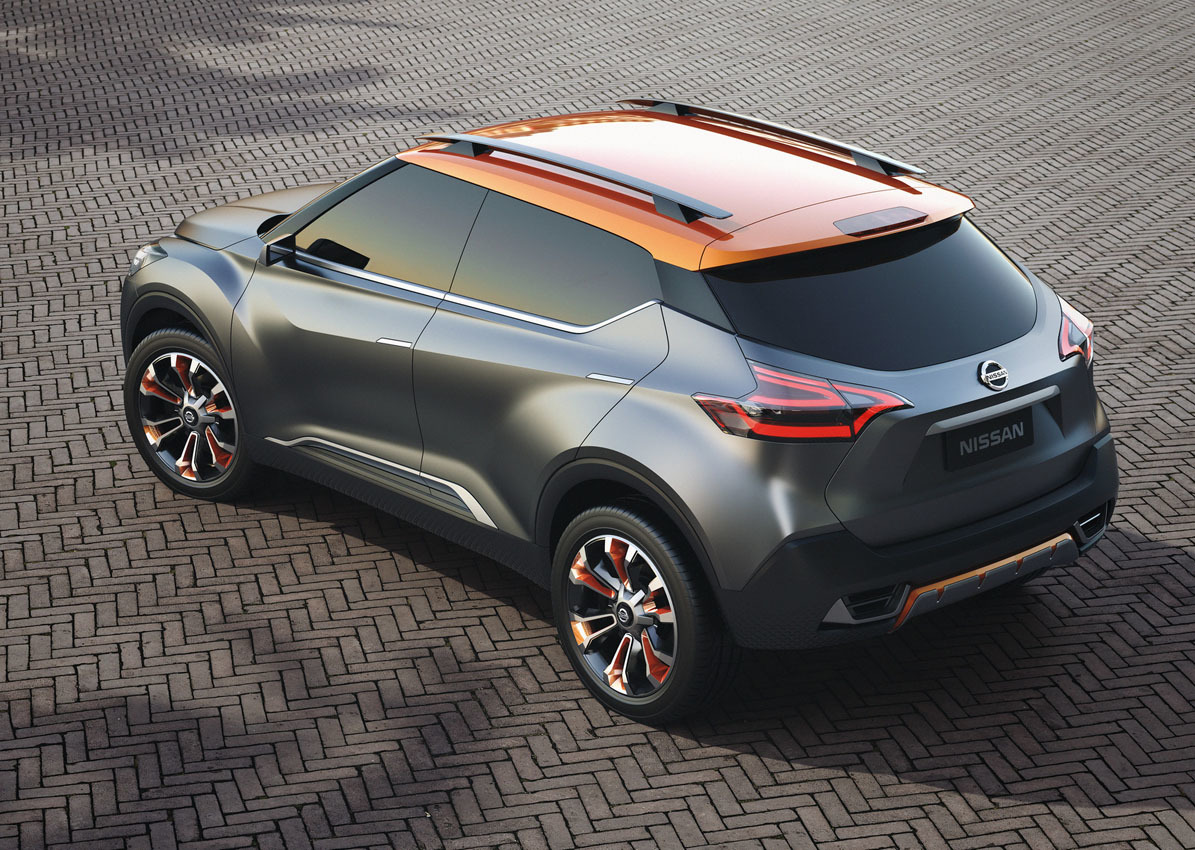 Foto de Nissan Kicks Concept (13/26)