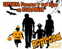 Especial Halloween 2009 (Parte II): Los famosos y sus hijos