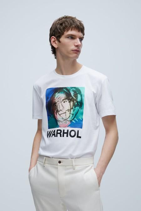 Camiseta Zara Chico 3