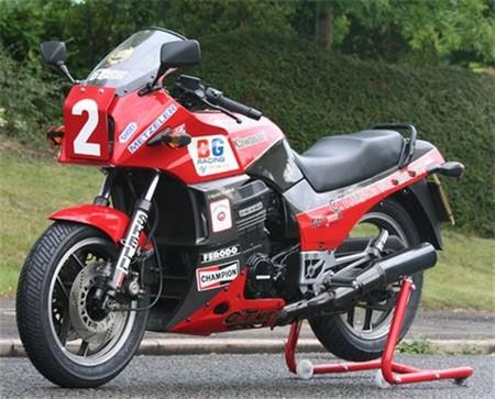 Kawasaki Ninja, la historia de 30 años en 30 semanas