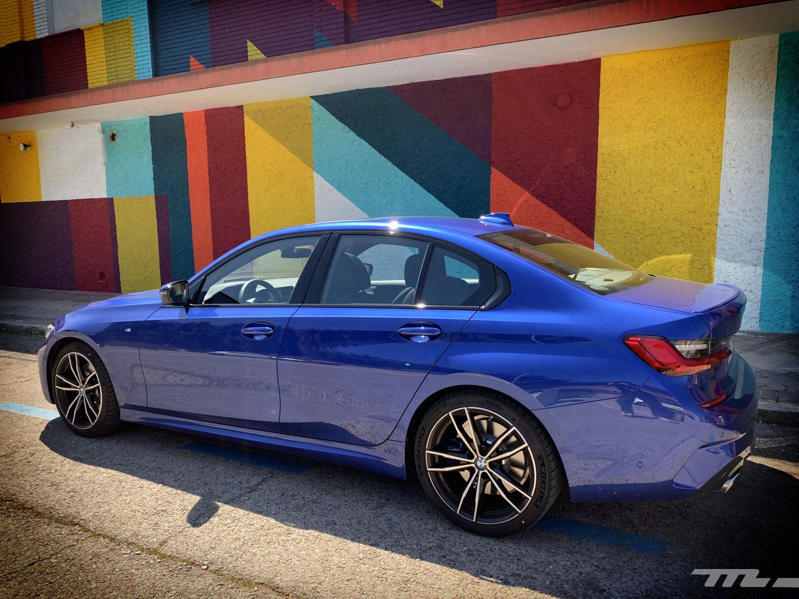 Foto de BMW 330i (prueba) (47/48)