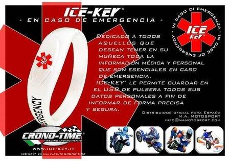 Ice Key y Alerta Medica, dos dispositivos con un fin común: ayudarnos en caso de accidente