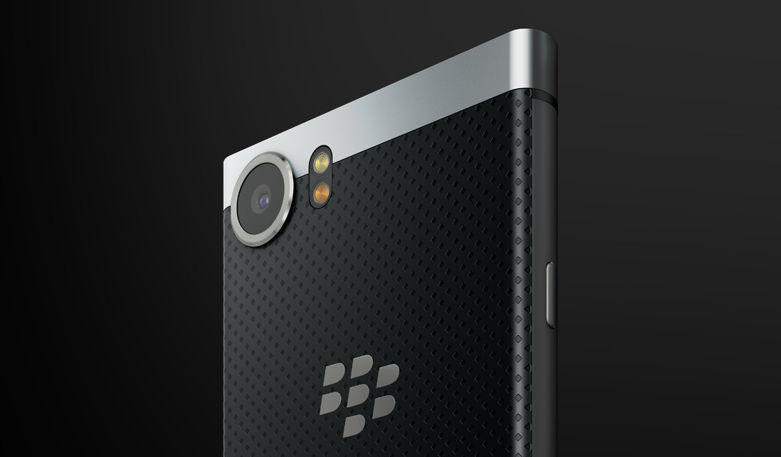 Foto de BlackBerry KEYone (1/15)