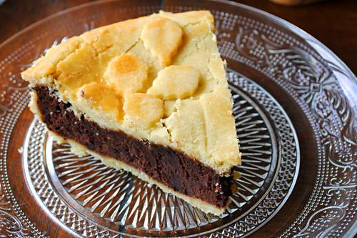 Pastel de chocolate y queso sin gluten: receta de la abuela