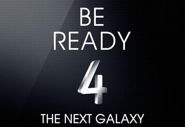 Samsung Galaxy S4 Teaser 2