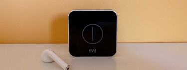 Eve Button, un mando a distancia para nuestros dispositivos HomeKit