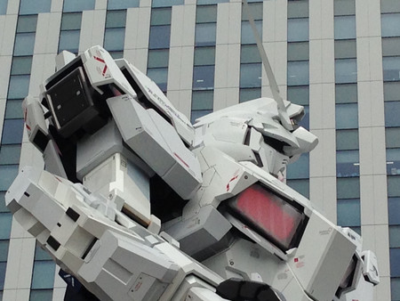 Unicorn Gundam Japon 11