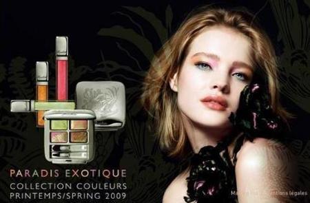 Maquillage Guerlain, colección efímera Primavera-2009