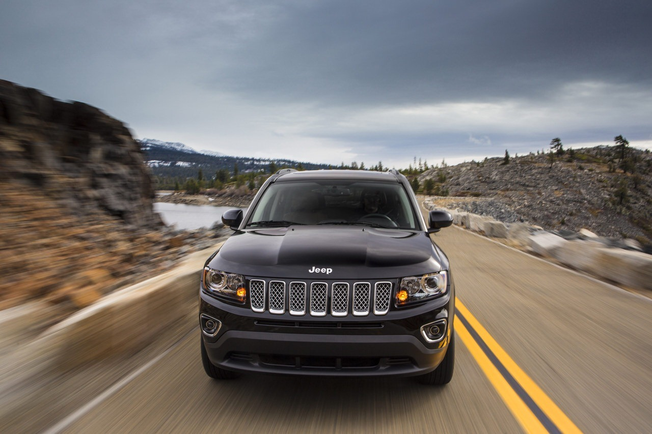 Foto de 2014 Jeep Compass (16/24)