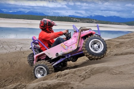 Jeep Barbie 1