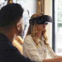 Así son las HP Reverb G2, la nueva apuesta de HP, Valve y Microsoft por las gafas de realidad virtual para videojuegos
