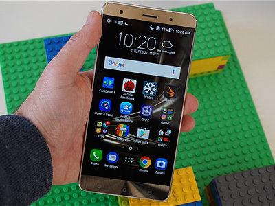 ASUS Zenfone 3 Deluxe, review con vídeo: metal y mucho mimo para un smartphone gama alta de manual
