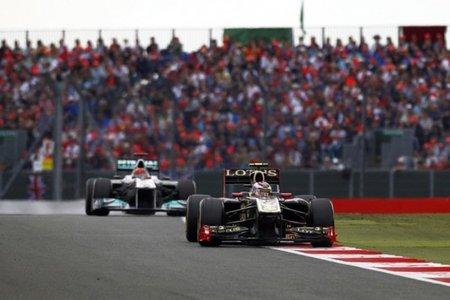 Renault está en la F1 para quedarse