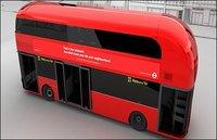 Londres: vuelven los clásicos autobuses rojos, ahora, más ecológicos