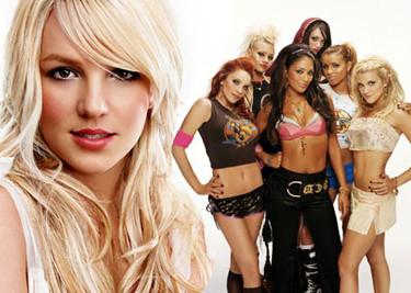 Britney Spears será una Pussycat Doll por un día