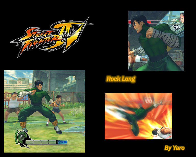 Foto de 'Street Fighter IV' mods de personajes (12/23)