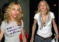 """Madonna y Courtney Love, """"viejas leyendas"""" de la música que han envejecido muy mal"""