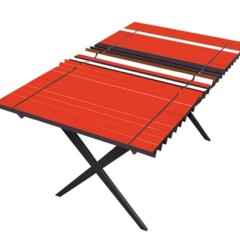 Foto 1 de 3 de la galería original-sistema-para-tener-una-mesa-tricolor en Decoesfera
