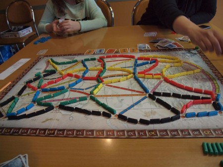 Ticket To Ride At Junacon V