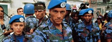 Las sospechas eran ciertas: Jean-Claude Van Damme rodó 'Street Fighter' hasta las cejas de cocaína