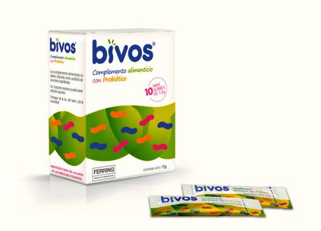 La microfibra intestinal en los niños se restablece con Bivos, un probiótico con Lactobacilus GG
