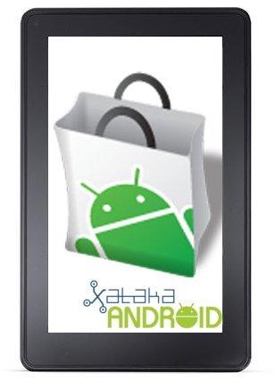 Consiguen instalar Google Market en el Kindle Fire