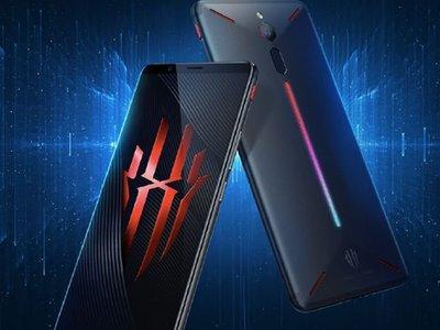 Red Magic: el móvil gaming de Nubia apuesta por ventiladores, LEDs y sonido DTS para luchar contra Xiaomi y Razer