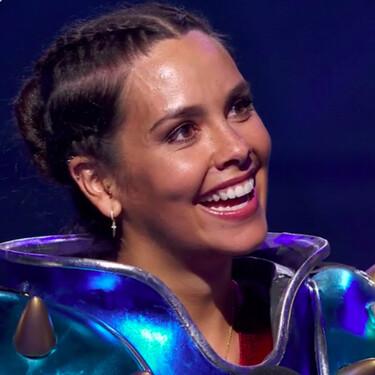 ¡Vaya máquina! Cristina Pedroche, la famosa invitada que se escondía tras 'Robot' en 'Mask Singer'