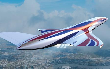 El avión hipersónico está un paso más cerca: Rolls-Royce trabaja en una turbina capaz de propulsarlo más allá de Mach 5
